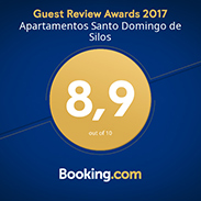 Guest Review Awards 2017 - 8,9 de 10