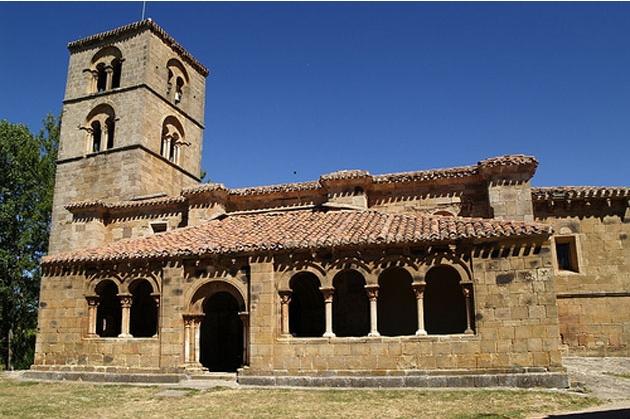 del románico, desde Silos tendrá la oportunidad de conocer iglesias ...